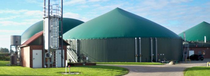 Biogas Anlage Ohrel
